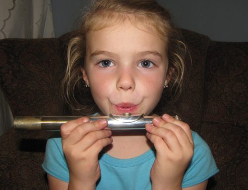 Hand Placement and Fingering for the Flute